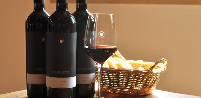 スロバキア産 料理に合う赤ワイン 【Varieto Andrè 2009】